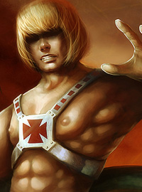 Fanart: Masters of the Universe