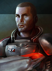 Fanart: Mass Effect