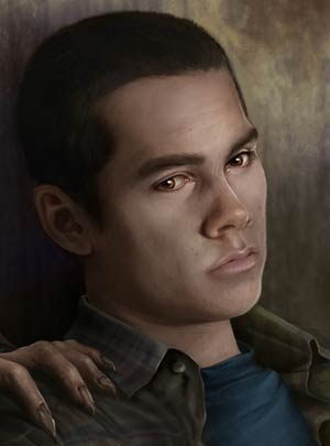 Among Wolves (Teen Wolf fanart)